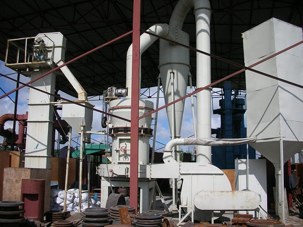 Glass powder making machine in Nepal