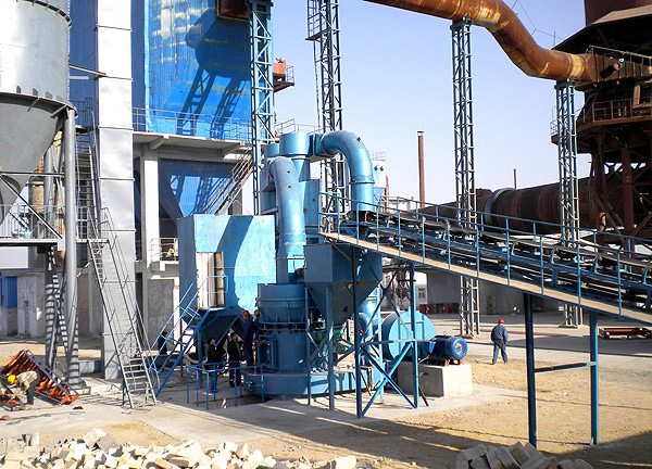 Coal grinding mill in Egypt