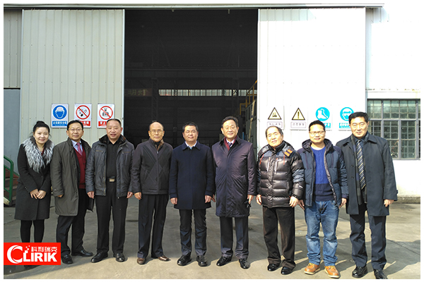 Welcome Korea Customers to Visit Our Micro Powder Grinding Mill