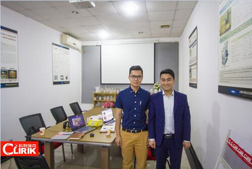 This Vietnam Customers Will Tell You, Why Did He Cooperation with Clirik