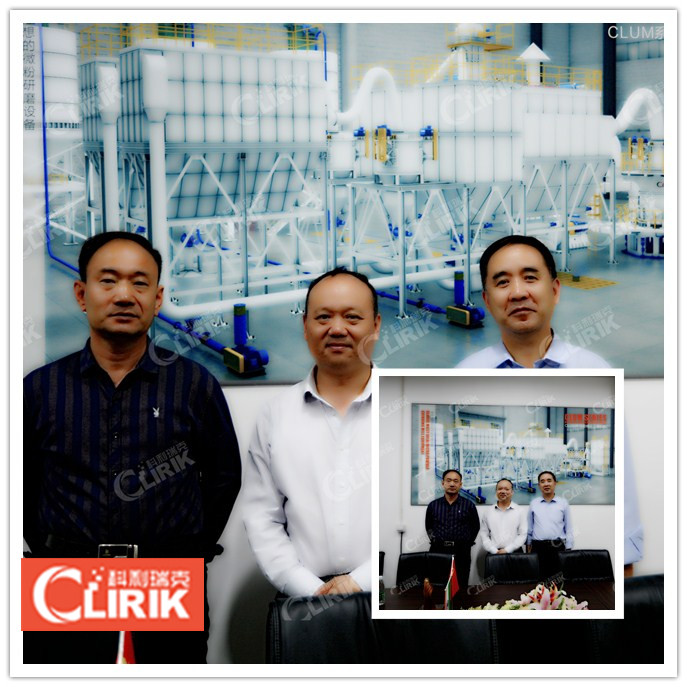 Clirik customer visit