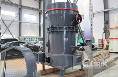 YGM High pressure grinding mill helps iron ores application