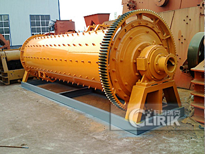 Critical Speed of Ball Mill