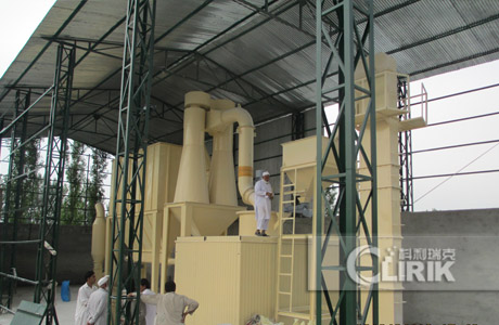 Four Factors Affecting the Grinding Mill Price