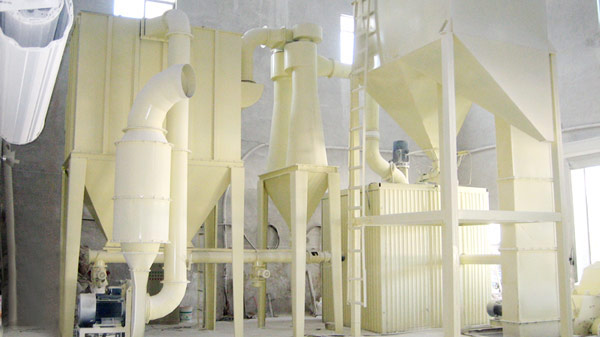 Kaolin Micro Powder Grinding Mill with High Fineness to Satisfy Market Demand