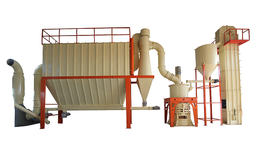 Major manufacturers of Vertical grinding mill