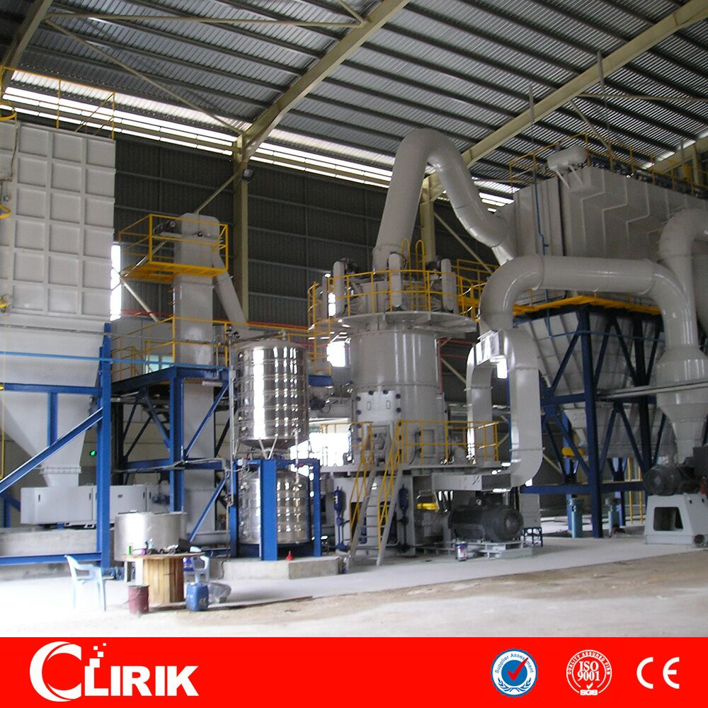 Special Report of 10000 Mesh Vertical Roller Mill