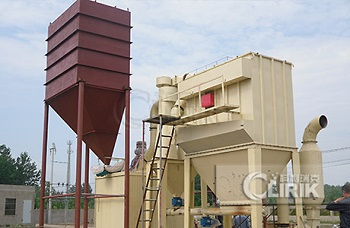 Shanghai Clirik: We Can Supply These Stone Powder Grinding Mills for You
