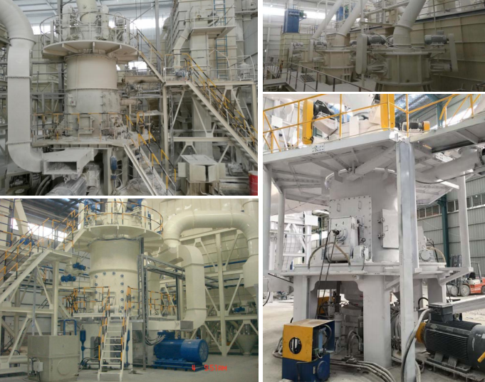 CLUM series ultra fine vertical roller mill