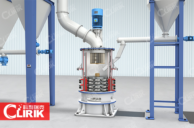 Clirik: Environmentally Friendly Gypsum Powder Production Line