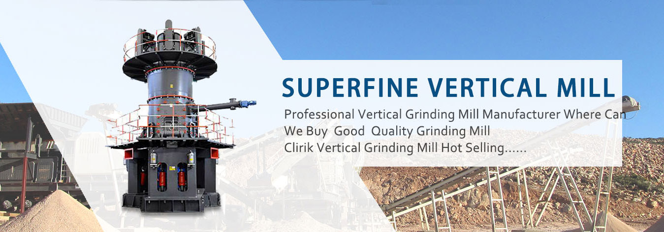 Superfine Verticla Roller Mill
