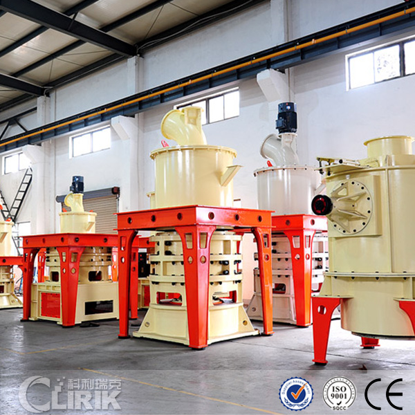 HGM Series Micro Powder Grinding Mill