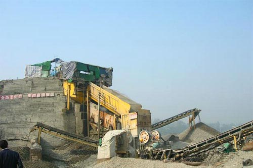 50-400 t/h Stone Crushing Plant